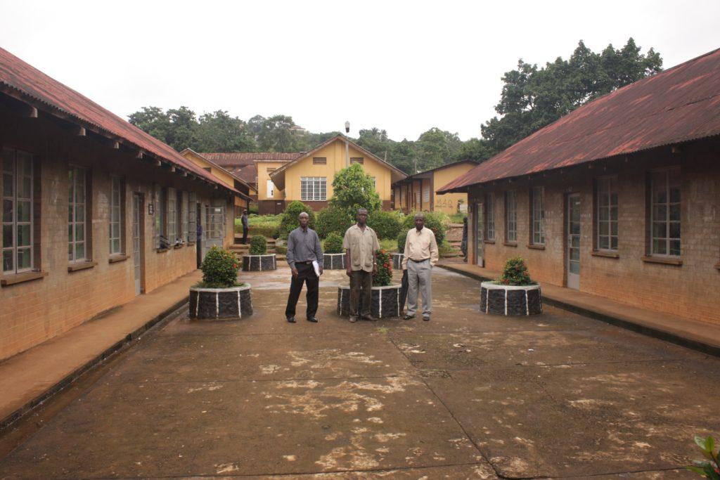 MMCET Congo Cross
